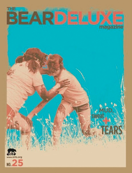 Bear Deluxe #25 cover