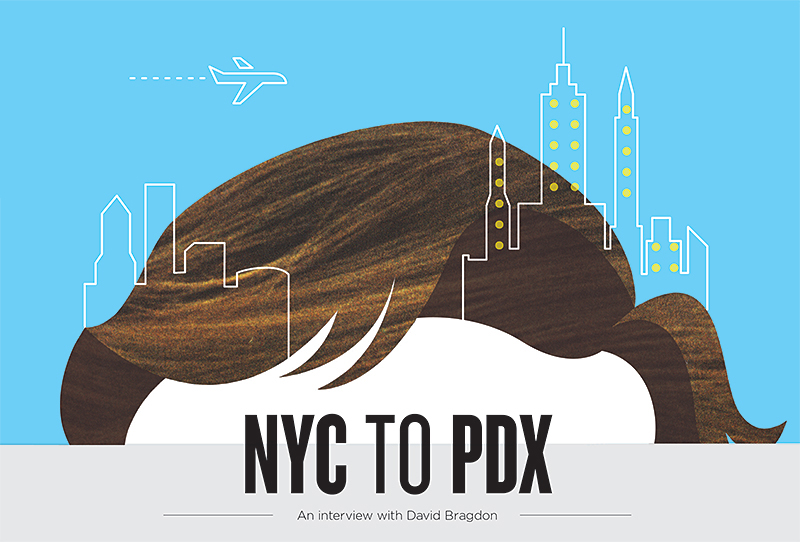 NYC to PDX