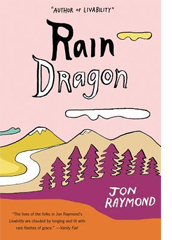 Rain dragon book cover